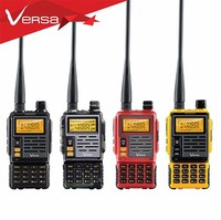Top Quality Highly Dependable Versa Alerto 5W Dual Band Radio