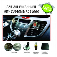2016 New Arrival!!! Corporate Gifts Car gifts Car air freshener with custom made logo