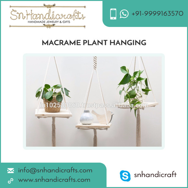 Quality Assured Best of Macrame Plant Hangers for Sale