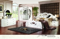 002-60370739546 Modern romantic bedroom set