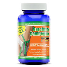 Made in USA SLIMMING PRODUCT (75 % HCA) Garcinia Cambogia Capsules