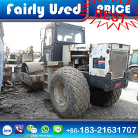 Used INGERSOLL-RAND VIBRATORY Road ROLLER SD100D for sale