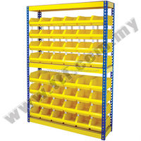 Boltless Rack & Multi Tool Box, TTF Storage Racking System