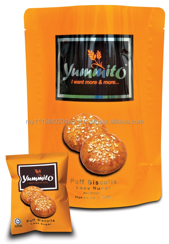 Yummito Puff Biscuits-Less Sugar