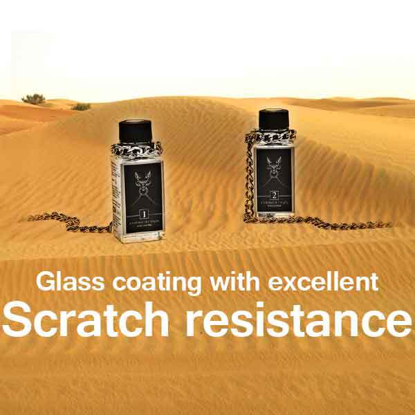 CAMUI nano coating Sio2 9H haedness for glass coating