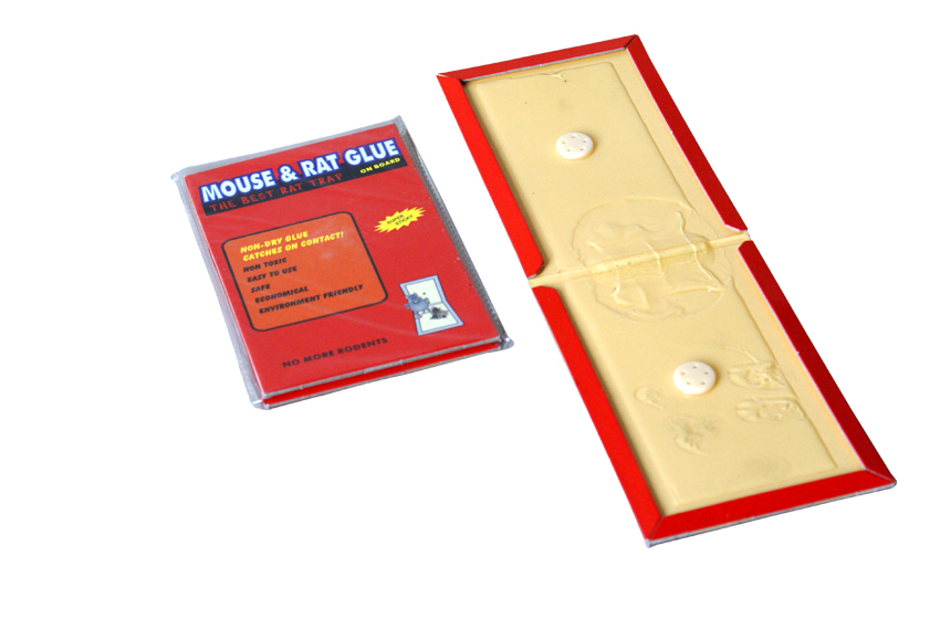 BSTW MSDS certification high viscosity rat glue board