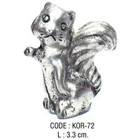 Metal Cat Figurine Miniature KOR-72