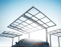 Premium and Long-lasting LIXIL carport , small lot order available