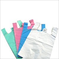 Plastic shopping bag, biodegradable plastic bag made in Vietnam