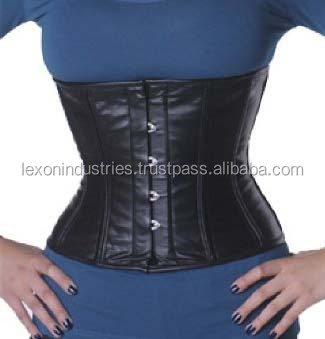 Leather Cincher Corset