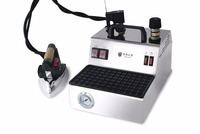 EOLO Professional ironing system GV02 INOX with copper boiler and anti-scale resistor 230 Volts (on request 110-120 Volts)