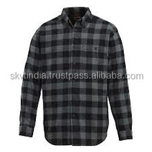 longsleeve winter season thick cheap flannel shirts