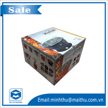 Custom paper box packaging for kitchen appliances - oven paper box