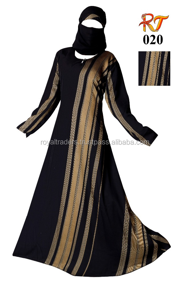 Contemporary popular muslim dubai front open abaya latest islamic turkish dubai jubah hot sale maxi kaftan baju for islamic lad