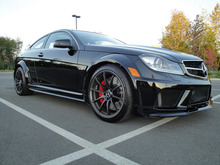 Body Kit for Mercedes-Benz W204 Coupe C C63 AMG Facelift (New Design)