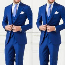 2017 latest design coat pant men suit custom men suits