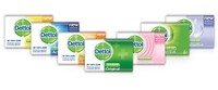 DETTOL Hygienic Bar Soap 110G x 4
