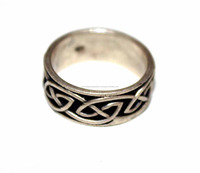Silver Plain 925 Sterling Silver Ring Designs for Girls