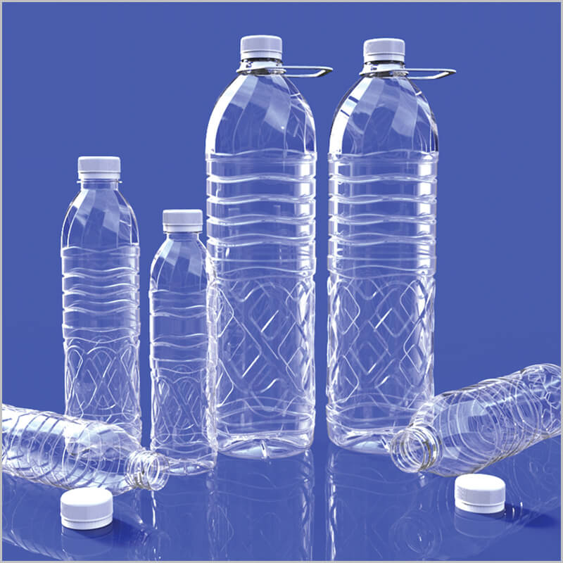 water plastic clear joyshaker water bottle-water bottle 5 gallon 330ml 500ml 5L - PET PP with lid and cap