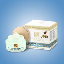 Moisturizing Intensive Olive Oil & Honey Cream SPF-20