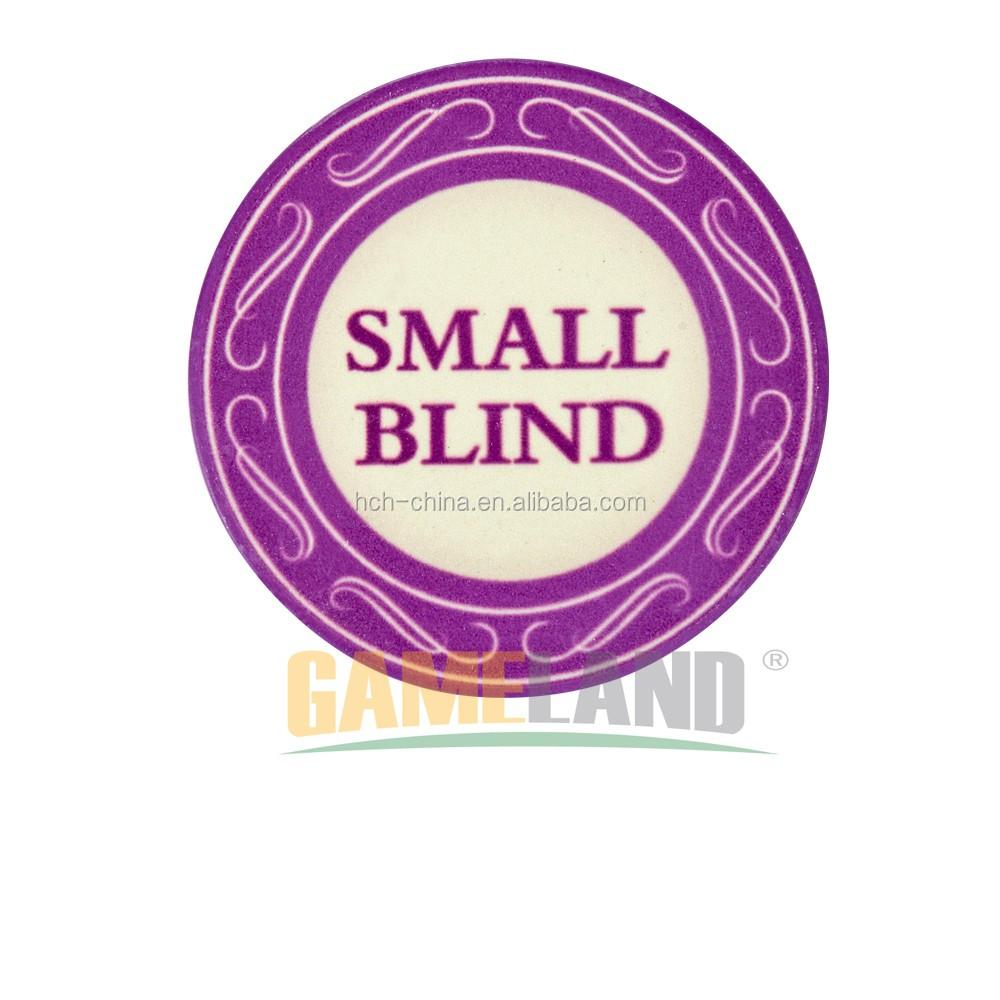 Casino blinds