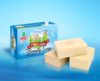 Ainie Glycerin Beauty Goats Milk Soap