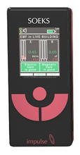 SOEKS Impulse EMF Electromagnetic Field Tester and Meter