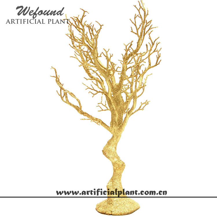 Mt03122 Gold Manzanita Branch Centerpieces Tree 30 Buy Gold