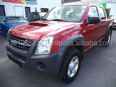 USED CARS - ISUZU D-MAX 3.0 DOUBLE CAB (LHD 7070 DIESEL)