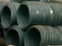 Rolled Steel Wire/Rods (prime quality)