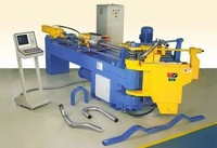 TUBE AND PIPE BENDING MACHINE