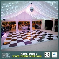 square panel 3ft*3ft light weight led dance floor for disco xxx photo