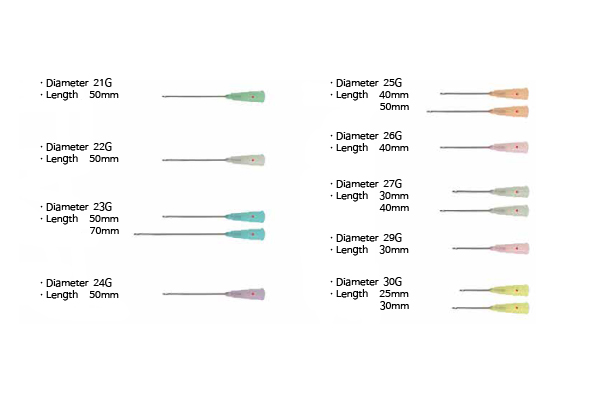 Disposable Micro-Cannula Gentle System_Cannula