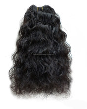 Hot Selling Best Quality Virgin Indian Hair from India, Each Bundle 100g, 3 Bundle for a Full Head