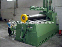W12-40x3000 Hydraulic Four Roller Steel Plate Rolling Machine