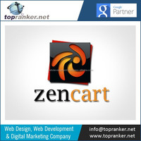 Zen Cart Ecommerce Website Development/ Website Maintenance/Website Hosting Services