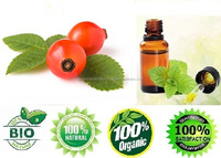 100% Certified Pure N Natural Organic Rosehip Oil for skin care