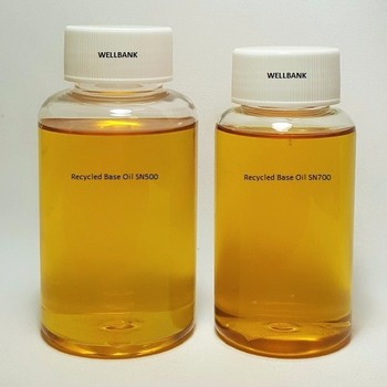 Recycled Base Oil SN500 & SN700