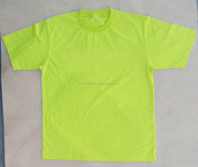 Custom Mens Running Training Sports Gym Short Sleeve Plain Blank T-Shirt