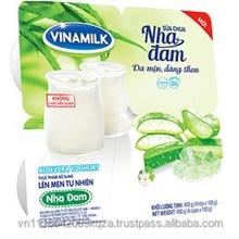 Yogurt With Aloe vera Flavor/ Aloe vera Yogurt/ Pure Yogurt