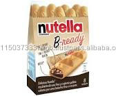 NUTELLA BREADY T8 X 16