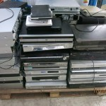 Secondhand DVD and Blue-Ray Players/Recorders