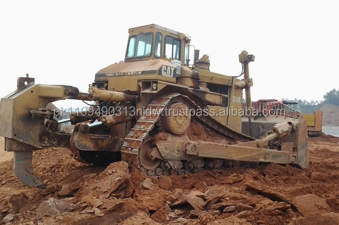 rc bulldozers for sale, Used Caterpillar CAT D10 D10N Crawler Bulldozer for sale