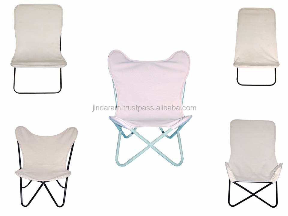 Knock Down Kids Butterfly Chair Stand