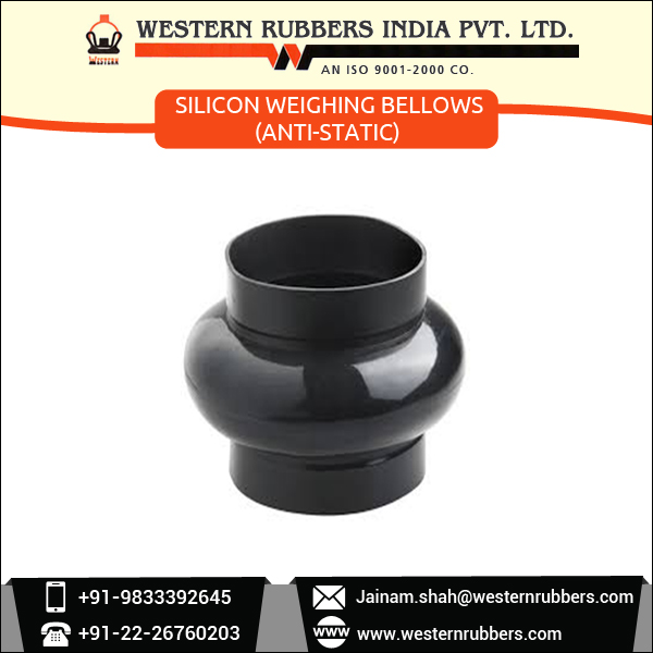 Hot New Range of Silicon Weighing Bellows at Economical Rate