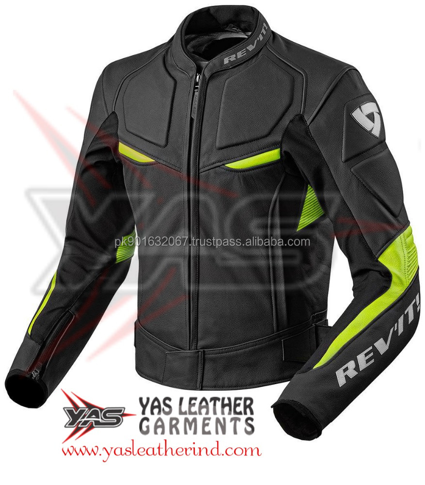 Men Racing Leather Jackets-Motorcycle Leather Jackets-Racing D1 Leather Motorcycle Jacket