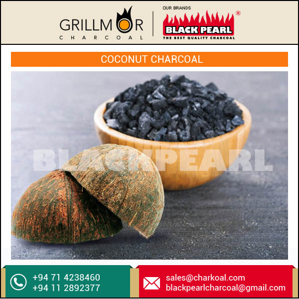 Impurities Free Charcoal Briquette Used In Boilers and Furnaces at Leading Prices