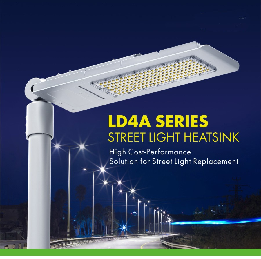High quality 100w led street light ,integrated solar led street light