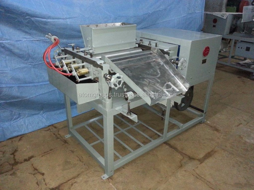 Toilet Soap 3 roller Milling Machine