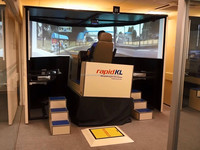 Jayonik Bus Dynamic Driving Simulator System